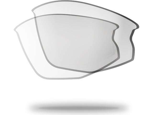 Bliz Hybrid Spare Lens for Small Glasses, clear